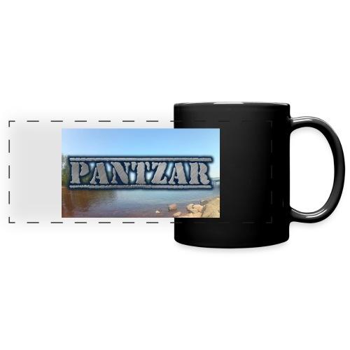 Pantzar - Färgad panoramamugg