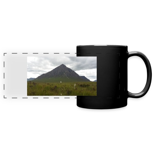 Buachaille Etive Mor - Full Colour Panoramic Mug
