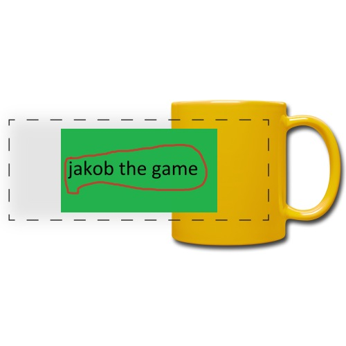 jakob the game - Panoramakrus, farvet