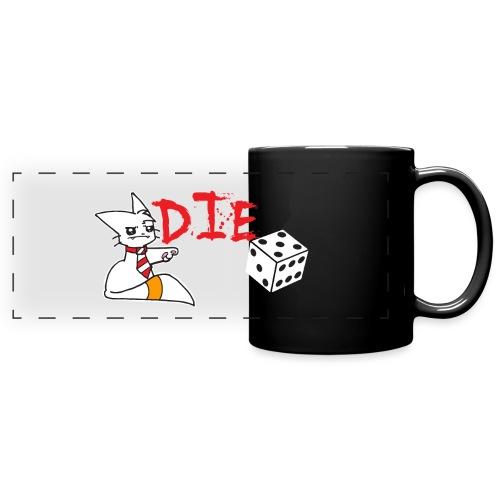 DIE - Full Colour Panoramic Mug