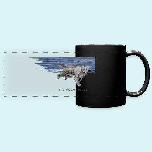 Polar-Blues-SpSh - Full Colour Panoramic Mug