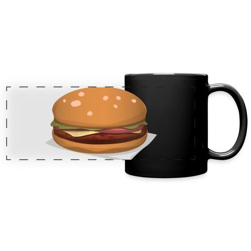 hamburger-576419 - Tazza colorata con vista