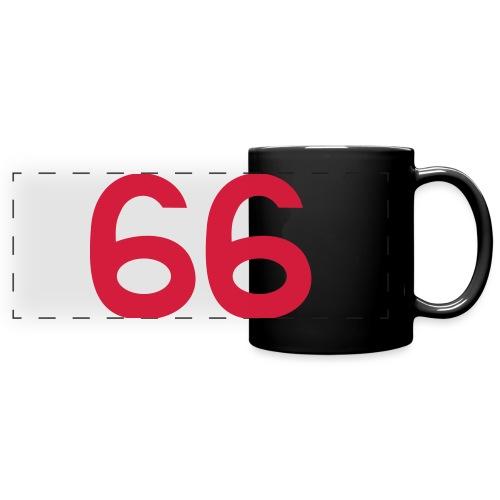 Football 66 - Full Colour Panoramic Mug