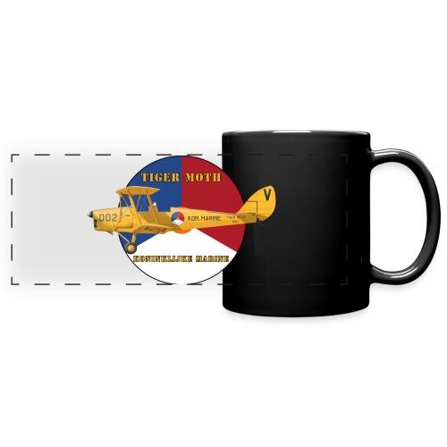 Tiger Moth Kon Marine - Full Colour Panoramic Mug