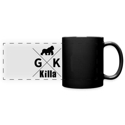 Gorilla Killa (1) - Panoramatasse farbig