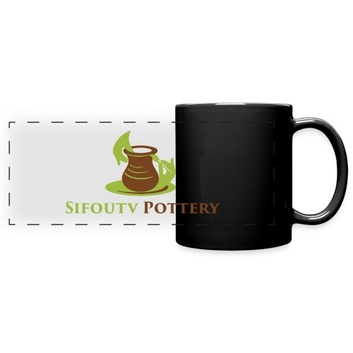 Sifoutv Pottery - Full Color Panoramic Mug