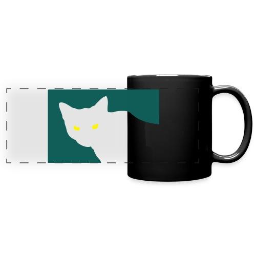 Spy Cat - Full Color Panoramic Mug