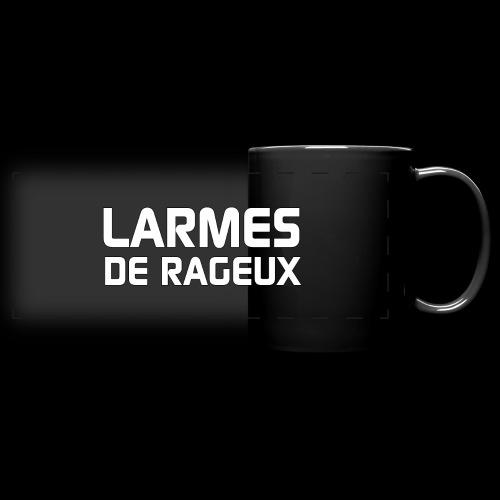 Larmes de rageux - Mug panoramique uni