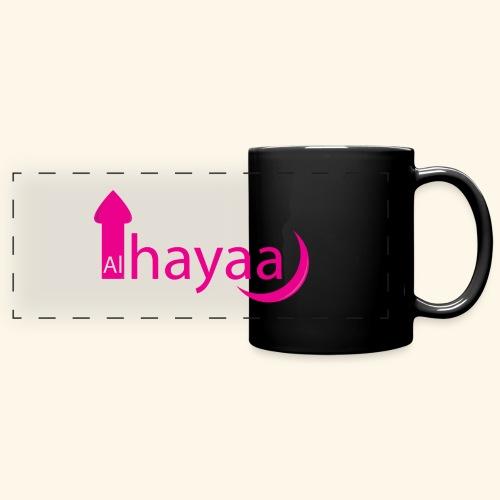 Al Hayaa - Mug panoramique uni