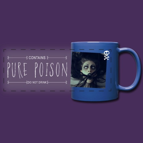 Pure Poison CUP - Full Colour Panoramic Mug