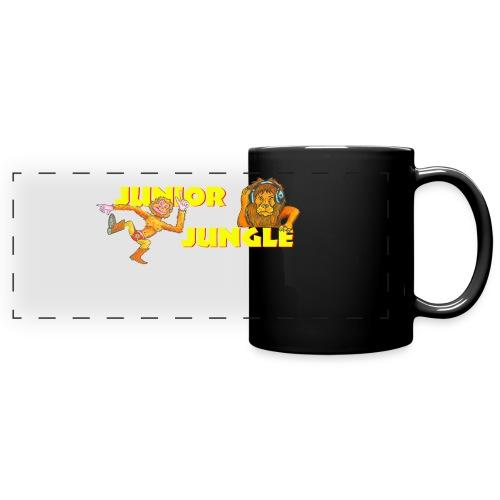 T-charax-logo - Full Color Panoramic Mug