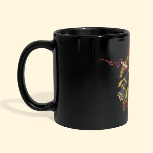 Ladybird - La célèbre uchronaute - Mug panoramique uni