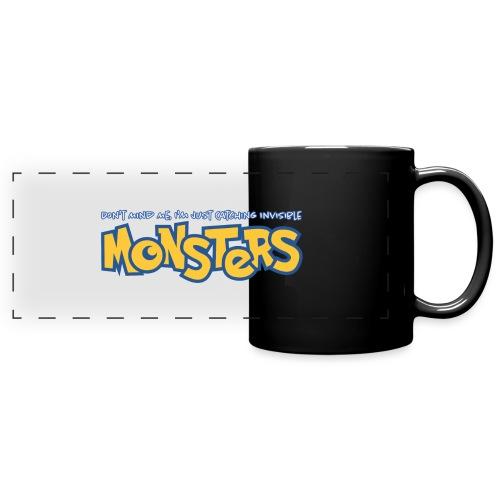 Monsters - Full Color Panoramic Mug