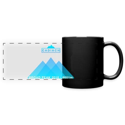 Cadiach Broad Peak 2016 - Hombre - Taza panorámica de colores