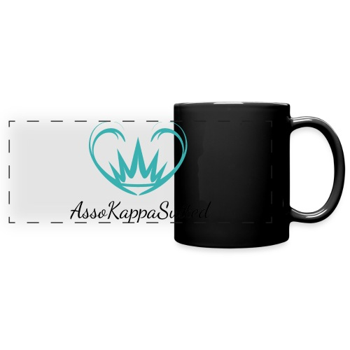 AssoKappaSuited - Tazza colorata con vista