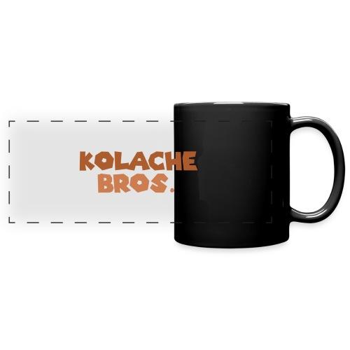 Kolache Bros. Logo Cap - Panoramatasse farbig