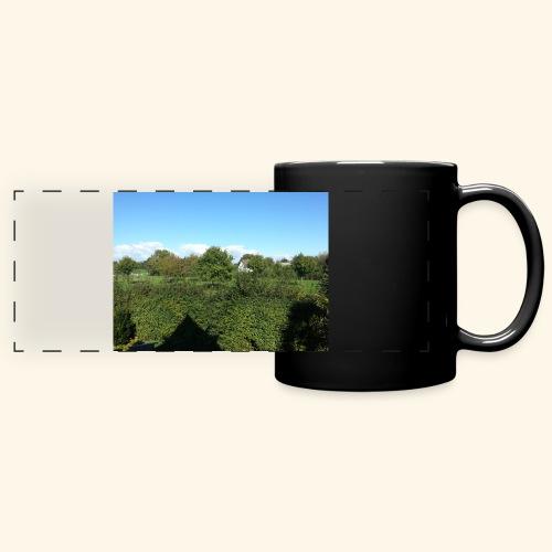 Jolie temps ensoleillé - Mug panoramique uni
