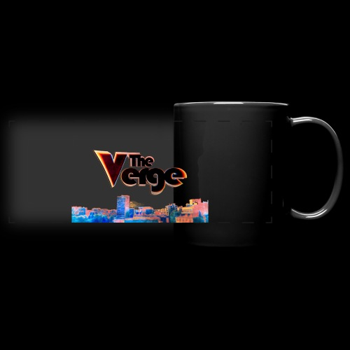 The Verge Gob. - Mug panoramique uni