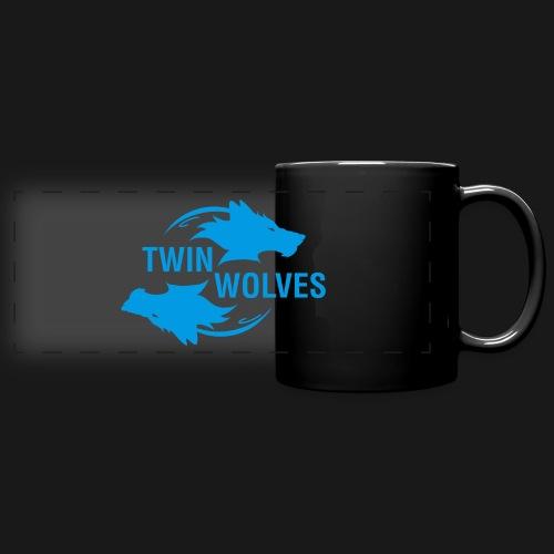 Twin Wolves Studio - Tazza colorata con vista