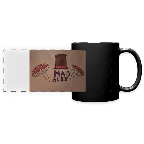 Mad Alex Logo - Full Color Panoramic Mug