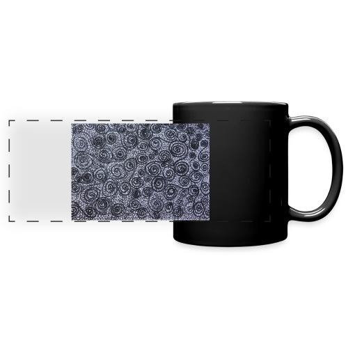 patterncontest 03 - Tazza colorata con vista