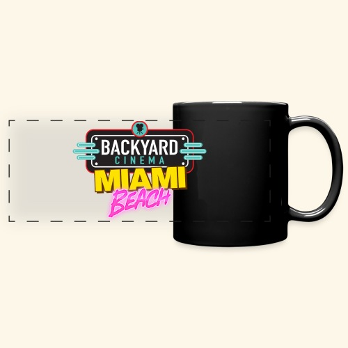 Miami Beach - Full Colour Panoramic Mug