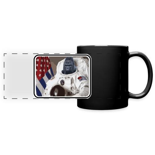 gorillanaut - Full Colour Panoramic Mug