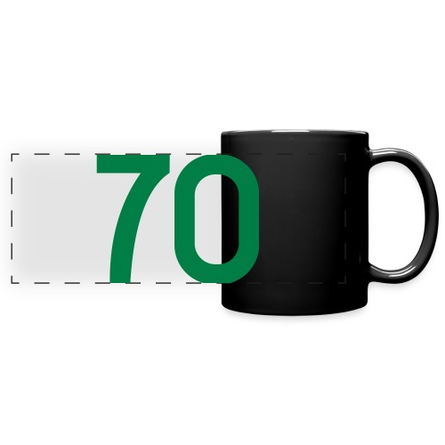 Football 70 - Full Colour Panoramic Mug