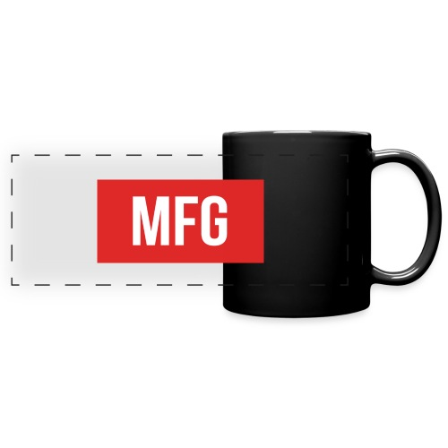 MFG on Youtube Logo - Full Color Panoramic Mug