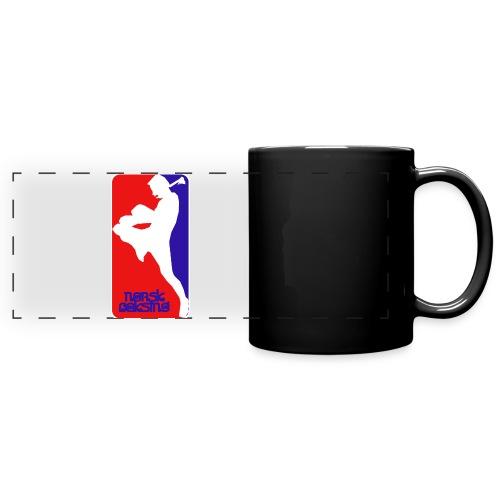 norsk boksing - Full Color Panoramic Mug
