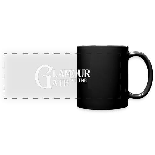 LOGO Glamour at the Gate² - Mug panoramique uni