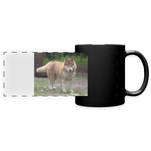 MY DOG - Panoraamamuki värillinen