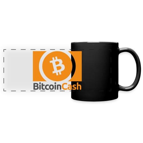 Bitcoin Cash - Panoraamamuki värillinen