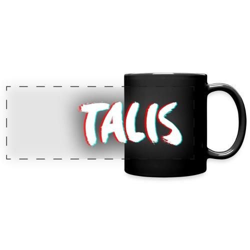 talis logo png - Full Color Panoramic Mug