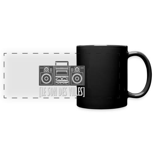 Ghetto blaster by LSDV - Mug panoramique uni