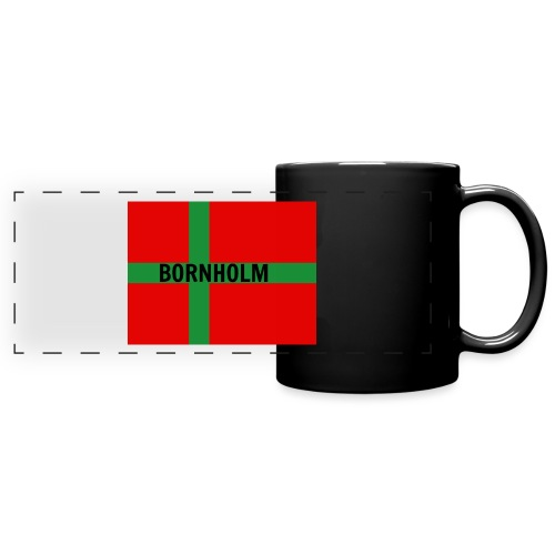 BORNHOLM - Panoramakrus, farvet