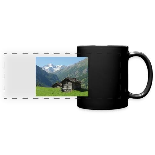 Mountain - Panoramatasse farbig