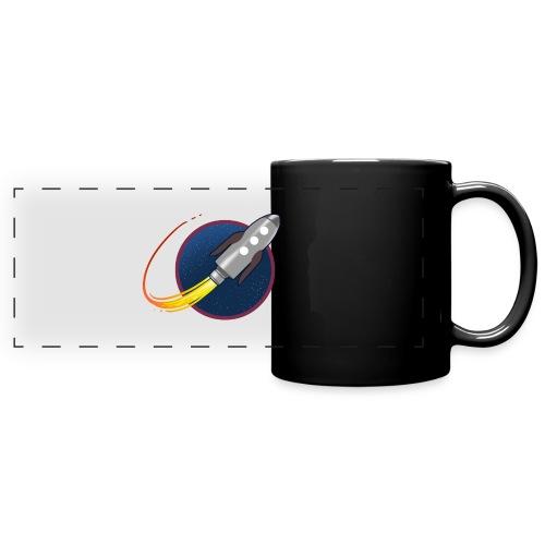 GP Rocket - Full Colour Panoramic Mug
