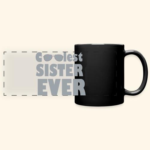 COOL SISTER - Tazza colorata con vista
