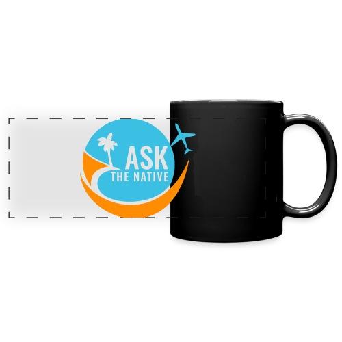 Ask the Native Original Logo - Panoramamok gekleurd