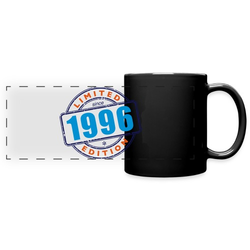 LIMITED EDITION SINCE 1996 - Panoramatasse farbig