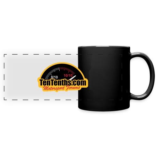 3Colour_Logo - Full Colour Panoramic Mug