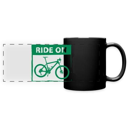 Ride On MTB 1 Color - Panoramatasse farbig