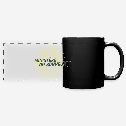 Ministère du Bonheur - Mug panoramique uni
