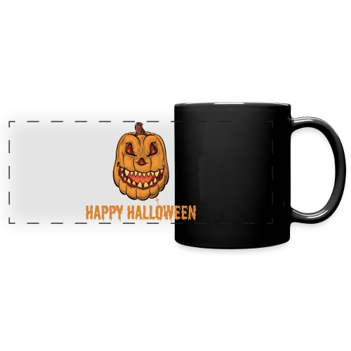 Halloween - Full Color Panoramic Mug
