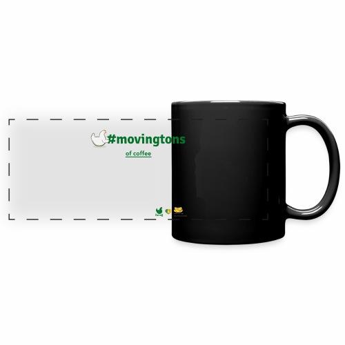 movingtons coffee mug - Panoramatasse farbig