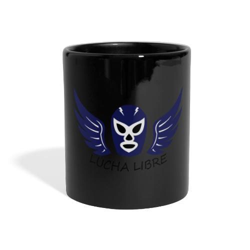 Lucha Libre - Mug panoramique uni