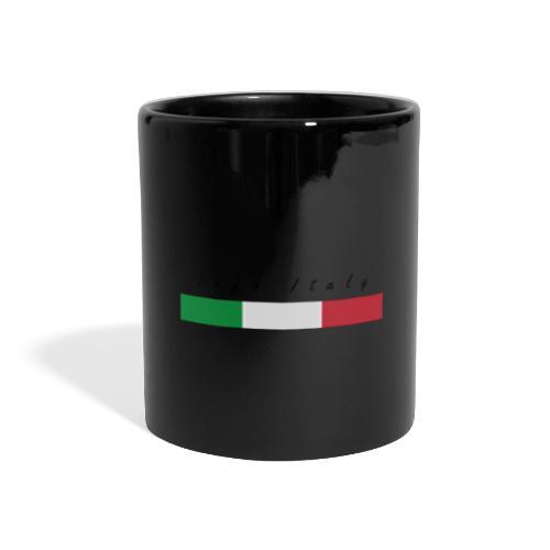 Info Italy Design - Tazza colorata con vista