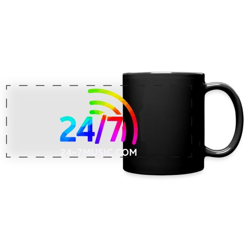 accessories design - Full Color Panoramic Mug