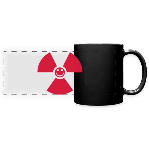 Atom! - Färgad panoramamugg